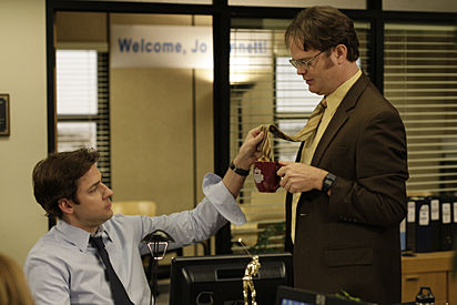 Dwight & Jim - the-office Photo