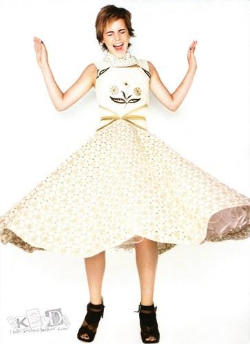 Elle UK December 2011(Rankin Photoshoots)