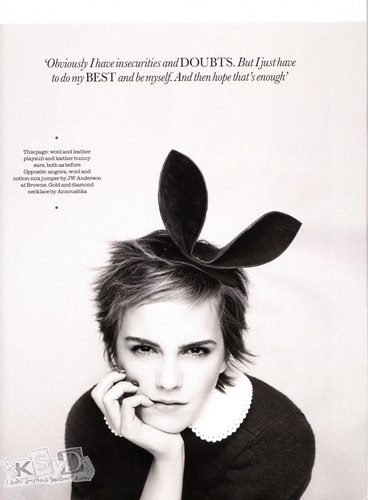 Elle UK December 2011(Rankin Photoshoots)