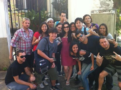 एवनेसेन्स & Brazilian प्रशंसकों September 30th, 2011