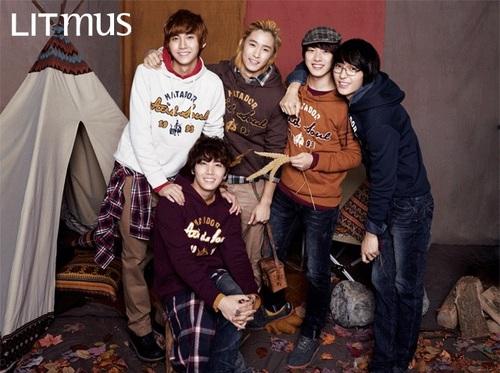 FT Island - LITMUS (Fall / Winter) 2011