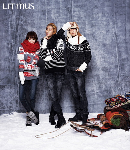 FT Island - LITMUS (Fall / Winter) 2011
