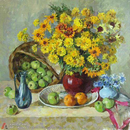 Blumen in Art