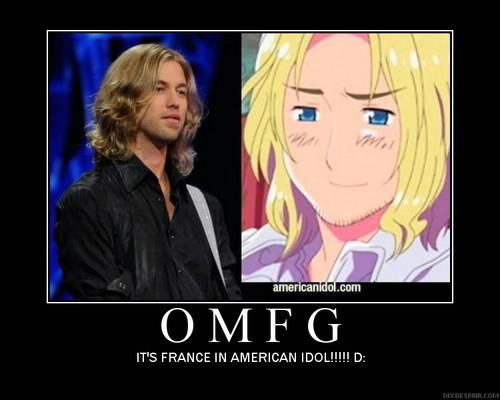France look-alike!