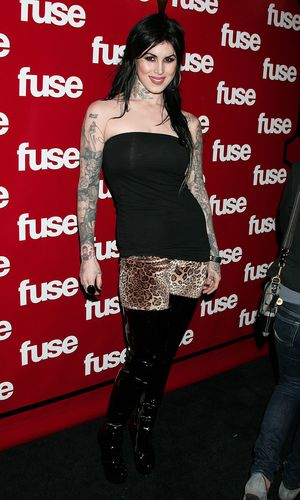 Fuse TV's Grammy party in Hollywood