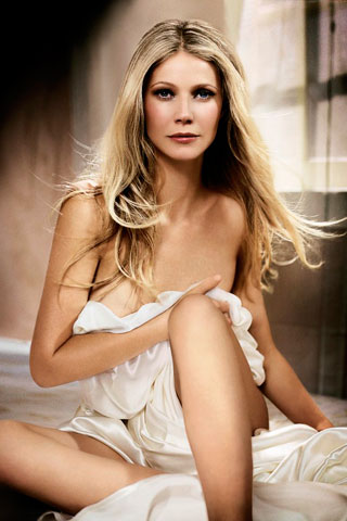 Gwyneth Paltrow wallpaper possibly with skin and a portrait entitled GQ magazine photoshoot