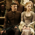 Petyr & Sansa - game-of-thrones photo
