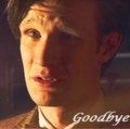 Goodbye. - matt-smith-the-doctor photo