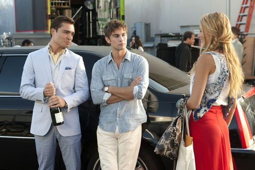 Serena van Der Woodsen hình nền entitled Gossip Girl 5.01 'Yes, Then Zero'