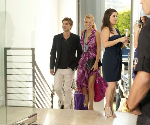 Gossip Girl 5.01 'Yes, Then Zero'