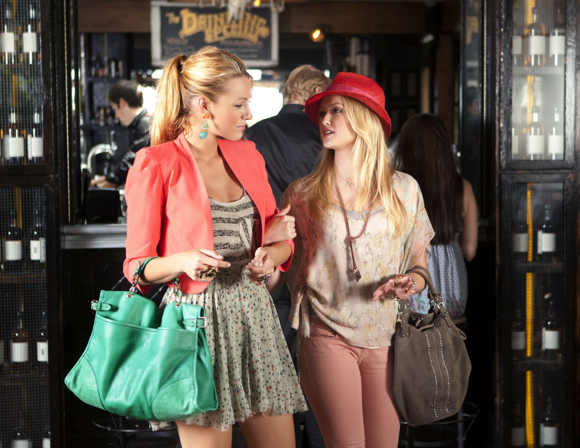 Gossip Girl 5.02 - Beauty and the Feast