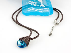 H2O Moonstone collier