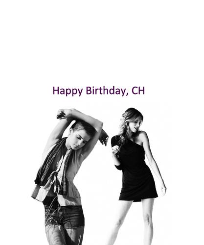 Happy Birthday, CH
