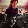 Harry & Hermione (Deathly Hallows Part 1)