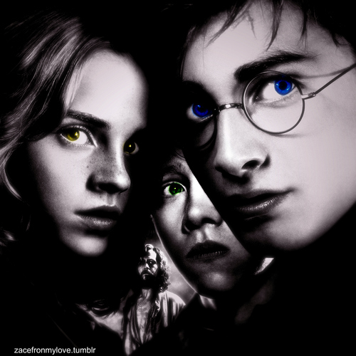 Harry Potter and the Prisoner of Azkaban- Golden Trio & Sirius Black|||