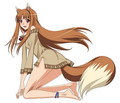Holo the wise wolf - the-random-anime-rp-forums photo