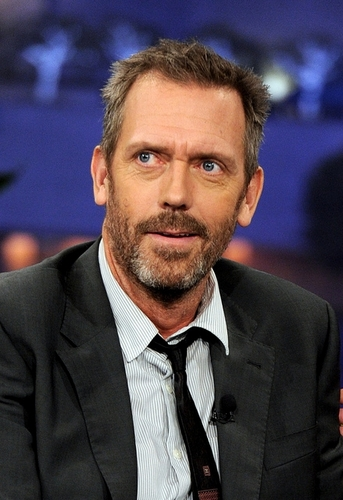 "Hugh Laurie- ""The Tonight onyesha with jay Leno 30.09.2011"