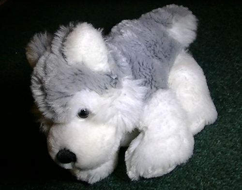 Humphrey as a plush!