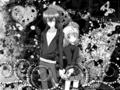 shugo-chara - Ikuto & Amu wallpaper