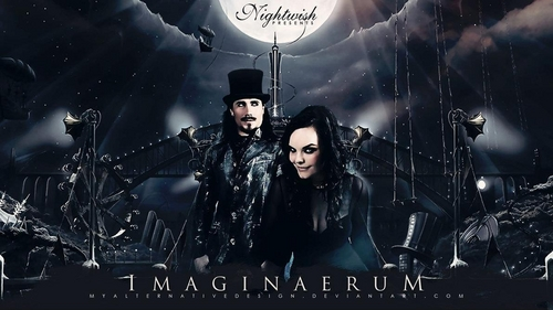 Nightwish wallpaper titled Imaginaerum wallpaper