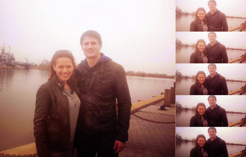 bethany joy lenz and james lafferty dating in real life