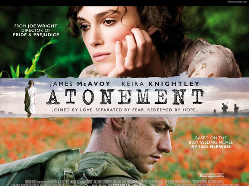 James McAvoy Atonement wallpaper