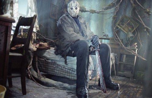 Jason Voorhees achtergrond entitled Jason's House
