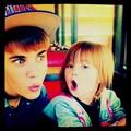 Jazmyn and Bieber