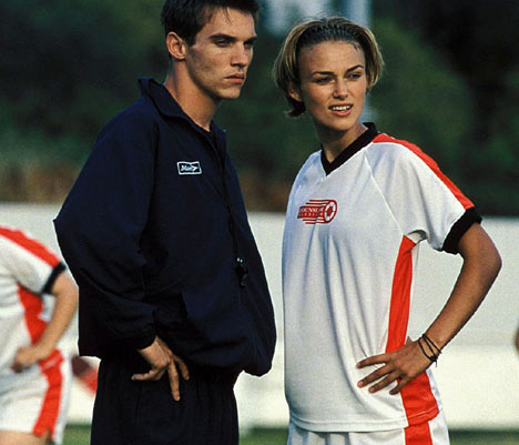Jonathan Rhys Meyers and Keira Knightley