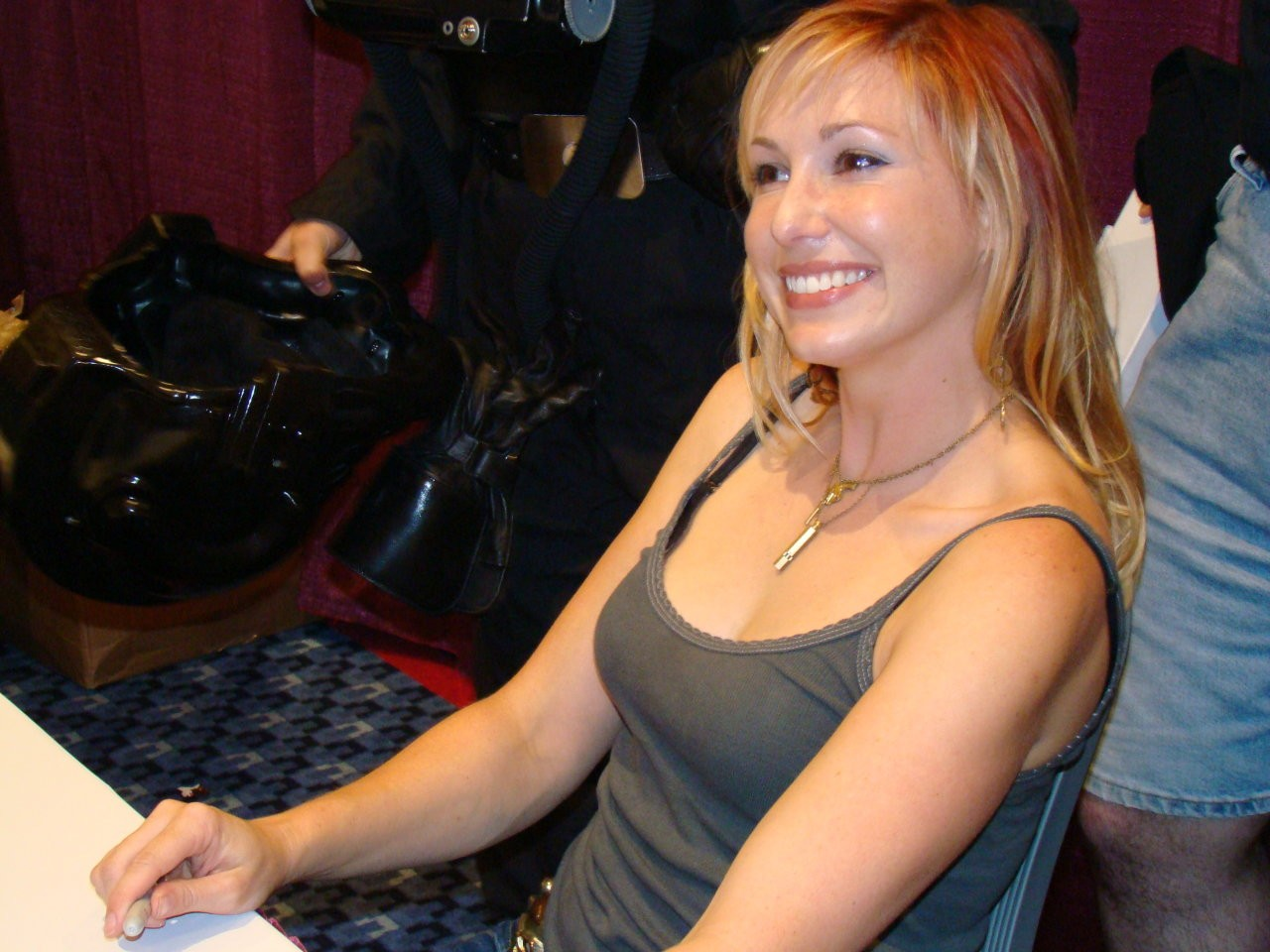 Kari Byron   Kari Byron Photo  25787357    Fanpop fanclubs