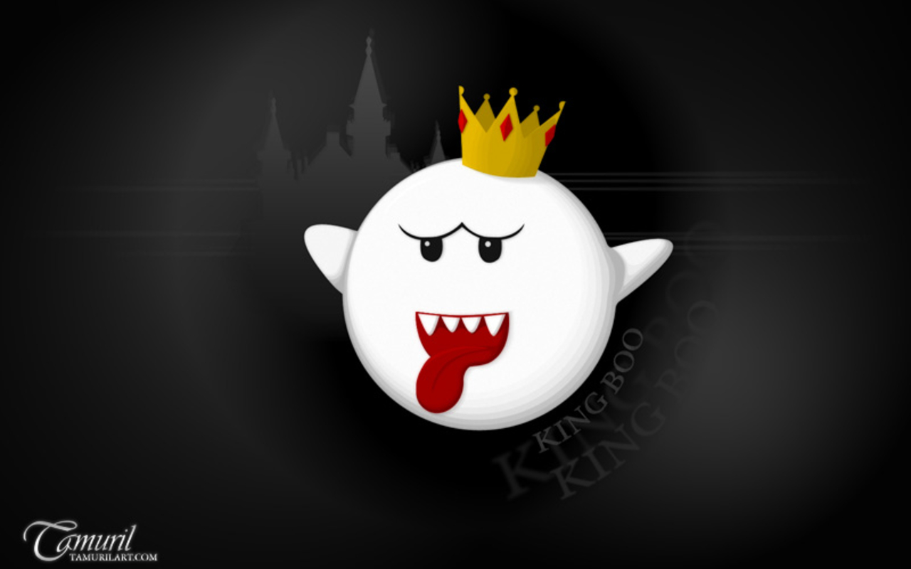 nintendo villains images king boo hd fond d écran and background