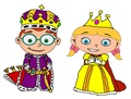 King Leo and Princess Annie - little-einsteins fan art
