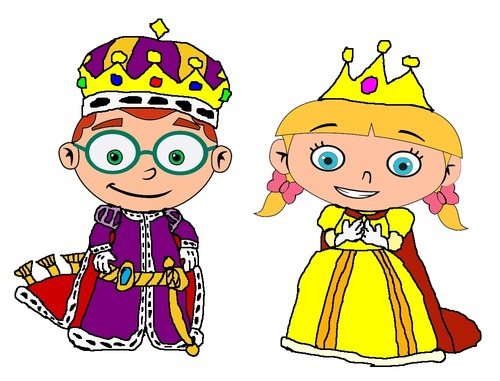 King Leo and Princess Annie