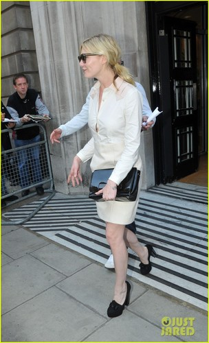 Kirsten Dunst: BBC Radio Two Visit