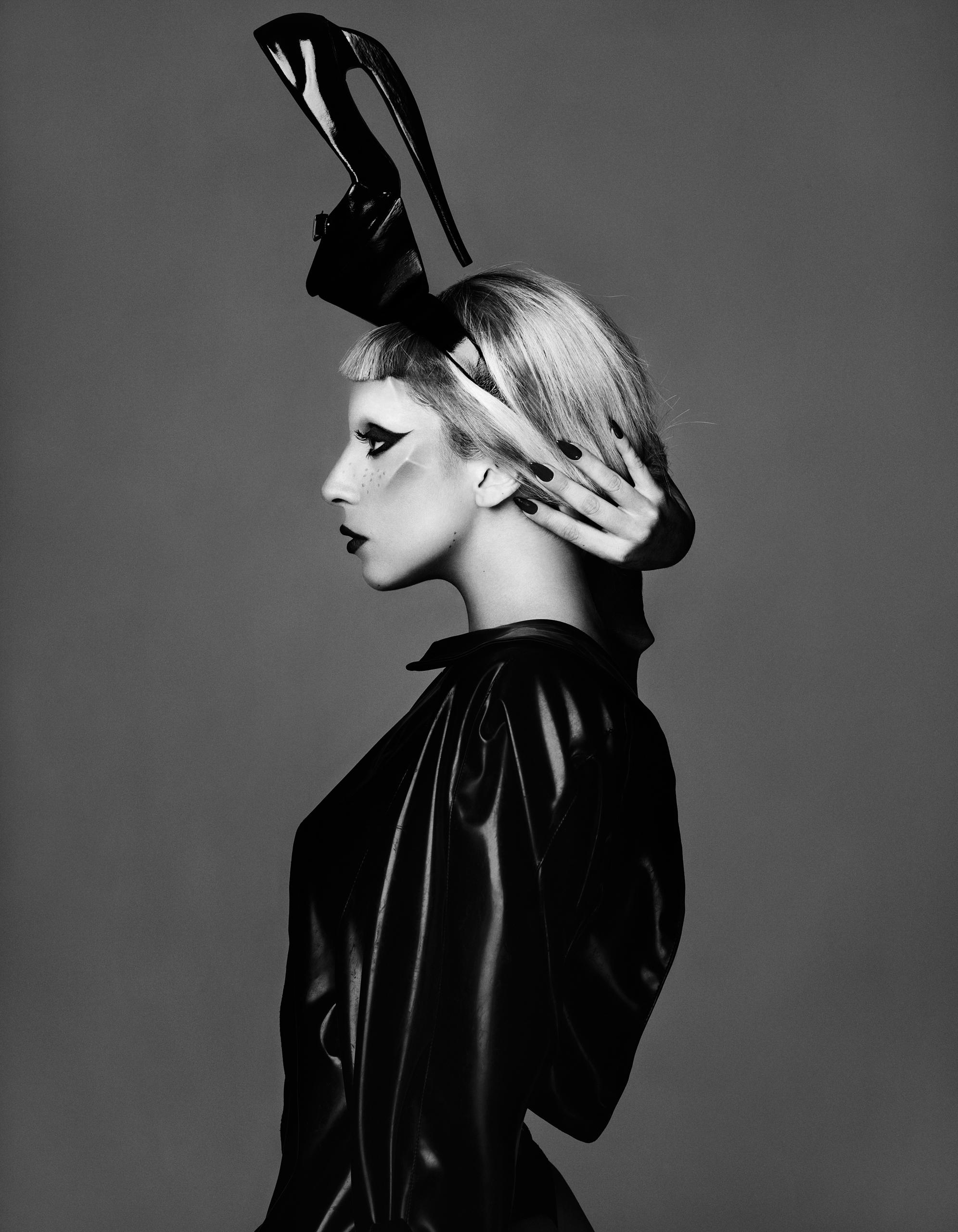 Lady Gaga - Mariano Vivanco Photoshoot (Super HQ)