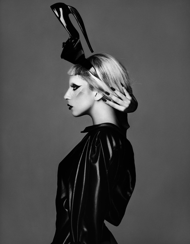 Lady Gaga - Mariano Vivanco Photoshoot (Super HQ)