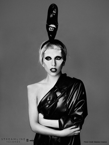Lady Gaga wallpaper entitled Lady Gaga - Mariano Vivanco Photoshoot (Super HQ)