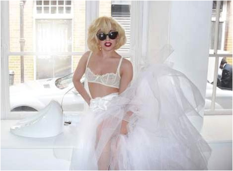 Lady Gaga!