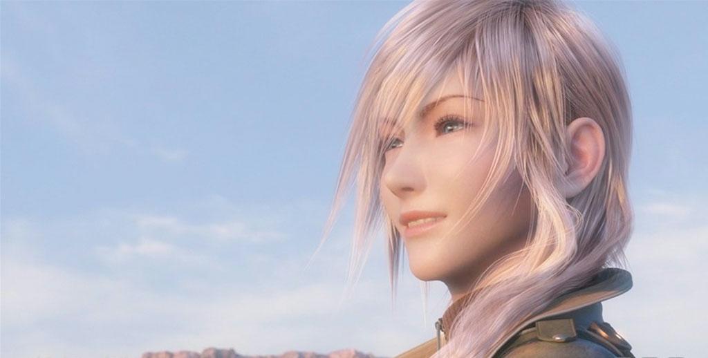 Final Fantasy Serah And Lightning Lightning Farron image...