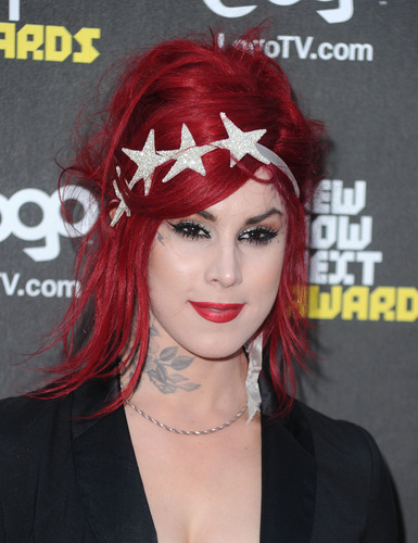 Logo&#39;s NewNowNext Awards - kat-von-d Photo