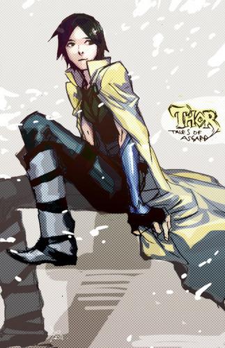 Tales of Asgard Loki