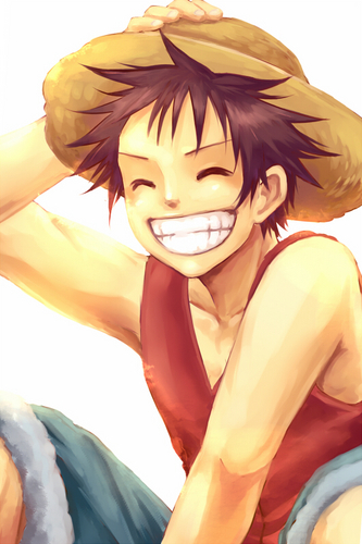 one piece wallpaper entitled Luffy