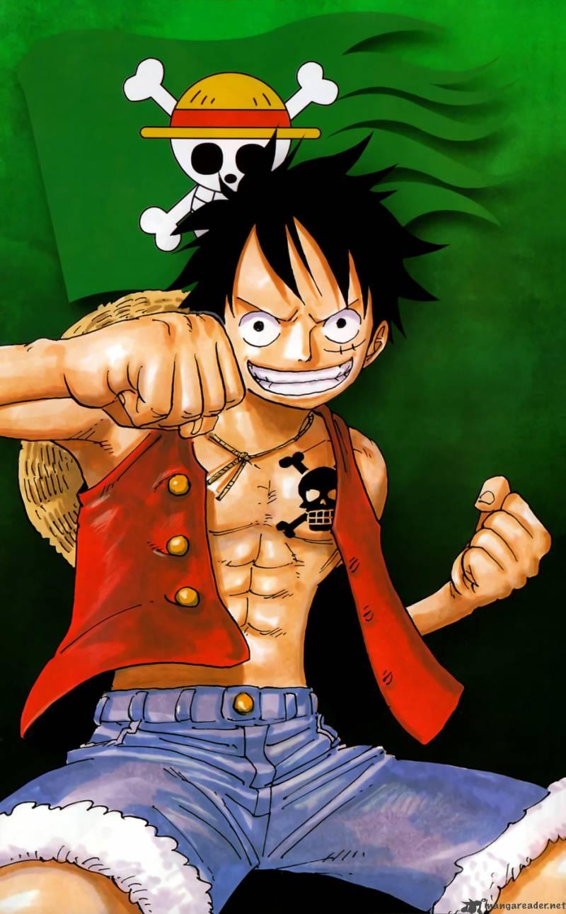 One Piece Ruffy