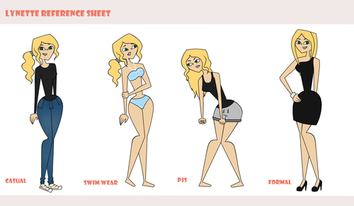 Lynette Reference sheet *update*
