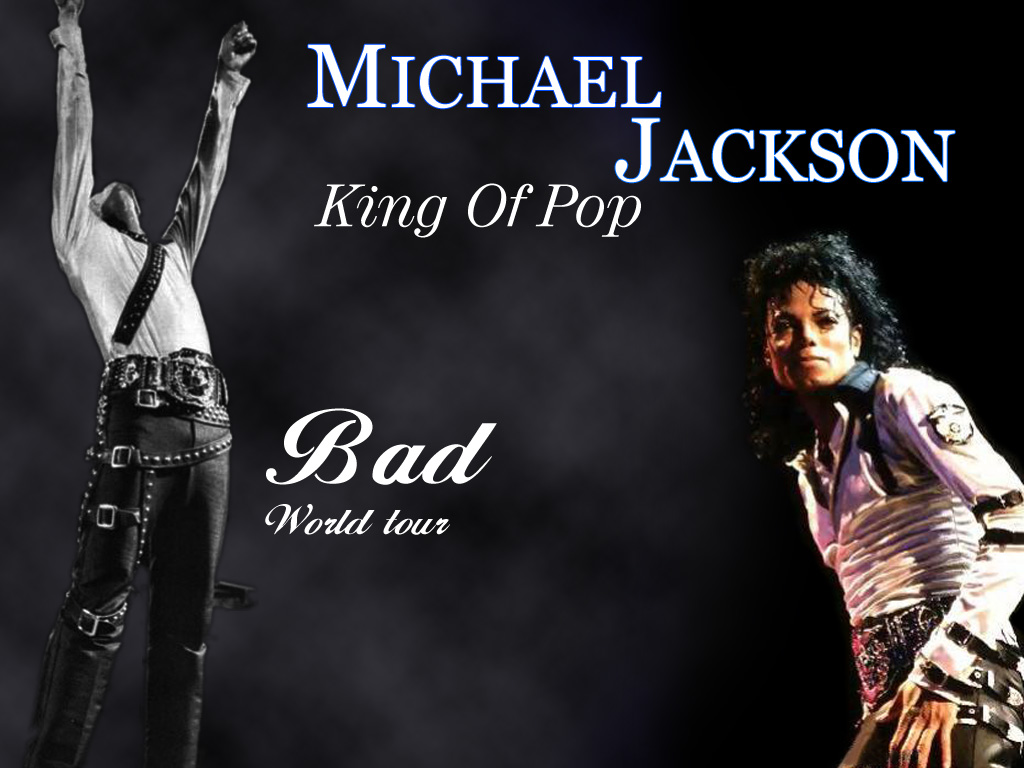 Bad Tour 1987 1989 Images Mj Bad Tour Hd Wallpaper And Background