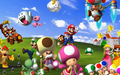 Mario Games Characters