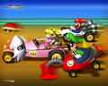 Mario Kart DS - nintendo wallpaper