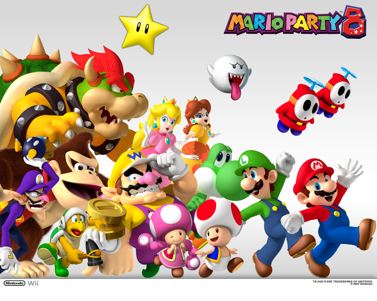 Pics Photos Nintendo Games Mario Party 8 Com Au