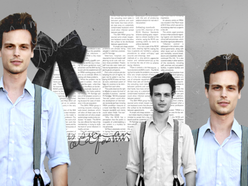 Matthew Gray Gubler - criminal-minds Wallpaper