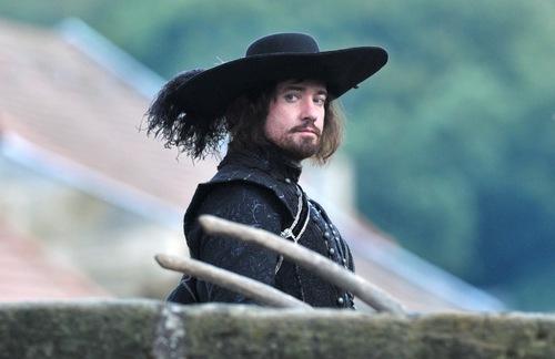 Matthew - The Three Musketeers (Athos)